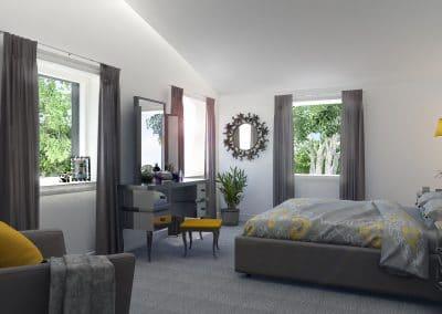 Lodge -Bedroom 02