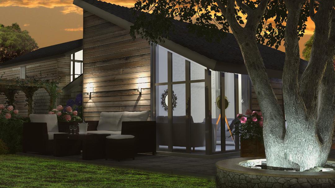 Lodge 6 - Brambling Lodge
